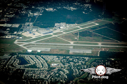 Patrick Henry International Airport, Newport News, VA