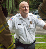 Fire Chief Ron Early