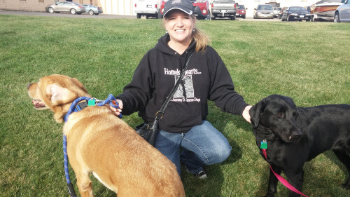Steph from Midwest Animal Rescue & Services