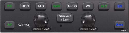 New Autopilot - Avidyne DFC90
