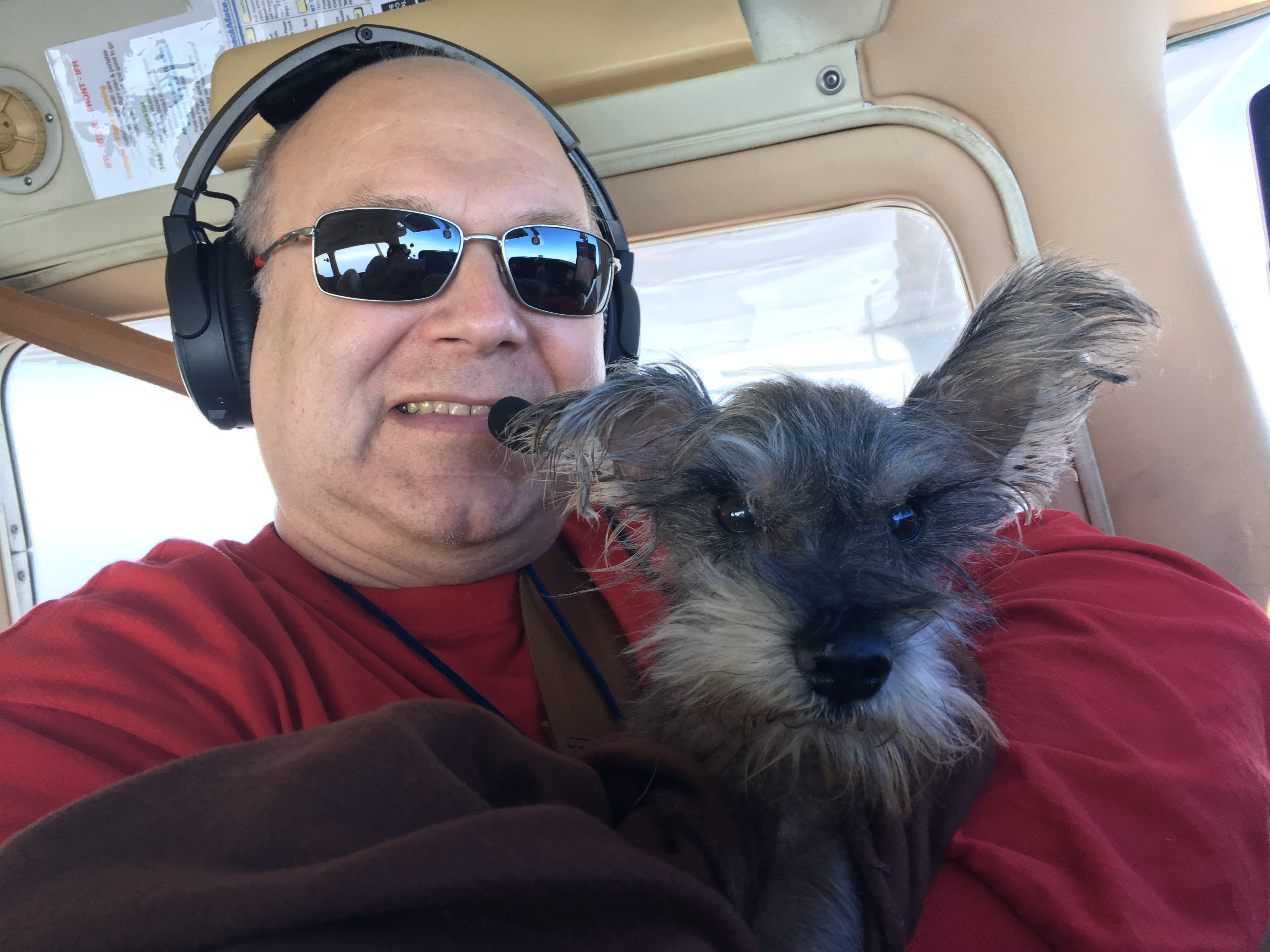 Pilot Dog - Saving the Lives of Dogs, One Flight at a Time